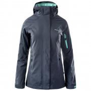 Dámská bunda Elbrus Makari wo's tmavě modrá Midnight Navy/Turquoise