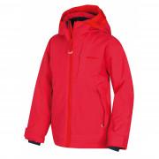 Dětská zimní bunda Husky Zisi K růžová Výrazně růžová