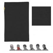 Šátek Sensor Tube Merino Wool černá černá