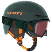 Лижний набір Scott Combo Helmet Keeper 2+Jr Witty