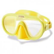 Potápěčské brýle Intex Sea Scan 55916 žlutá