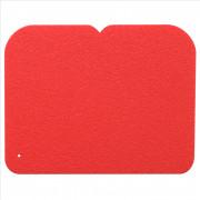 Sedátko Yate červená
