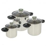 Набір посуду Bo-Camp Elegance Compact 3