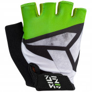 Дитячі велосипедні рукавички Silvini Ose CA1437 чорний/зелений green-black