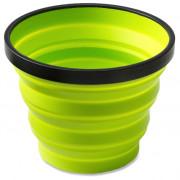 Skládací hrnek Sea to Summit X-Mug světle zelená lime