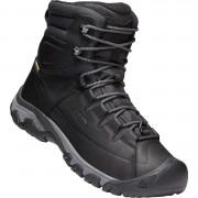 Pánské boty Keen Targhee Lace Boot High Polar Wp M černá black/raven