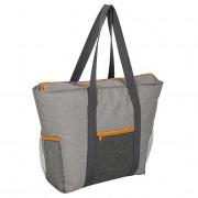 Chladící taška Bo-Camp Beach šedá grey