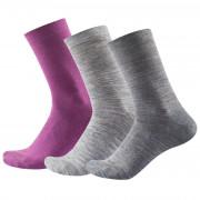 Dámské ponožky Devold Daily Light Woman Sock 3PK