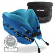 Chladící podhlavník Cabeau Evolution Cool modrá Blue