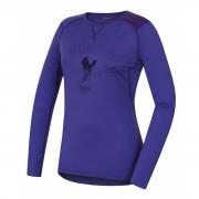Жіноча функціональна футболка Husky Merino 100 Sheep з довгим рукавом