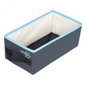 Šuplík Bo-Camp Drawer for organizer Small Foldable 2 šedá anthracite