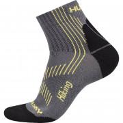Ponožky Husky Hiking žlutá