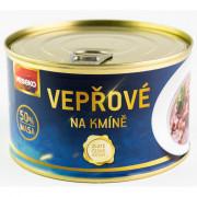 Консерви VESEKO Свинина з тмином 400 г