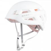 Альпіністський шолом Mammut Crag Sender Helmet білий