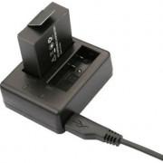 Подвійний зарядний пристрій для акумуляторів Niceboy Niceboy SJCAM / microUSB