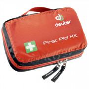 Dárek prázdná lékárnička Deuter First Aid Kit červená papaya