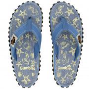 Шльопки Gumbies Islander Seashells