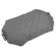 Nafukovací polštář Klymit Luxe Pillow šedá Grey