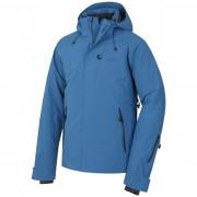 Pánská zimní bunda Husky Gopa M modrá tmavě modrá
