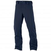 Pánské lyžařské kalhoty Salomon Icemania tmavě modrá night sky
