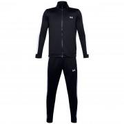 Чоловічий одяг Under Armour Knit Track Suit чорний
