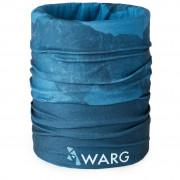 Шарф Warg Bandana Mountain синій