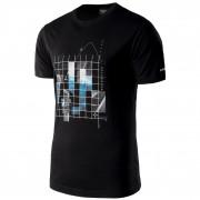 Pánské triko Hi-Tec Roden černá Black