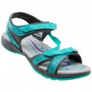 Dámské sandály Elbrus Madaka wo's tyrkysová Turquoise/Mid Grey/Purple