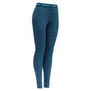 Жіноча функціональна нижня білизна Devold Duo Active Woman Long Johns синій