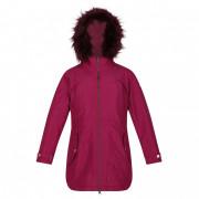 Дитяче пальто Regatta Abbettina Parka рожевий