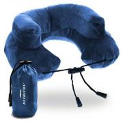 Nafukovací polštářek Cabeau Air Evolution modrá Royal Blue