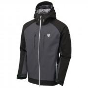 Pánská bunda Dare 2b Ascension Jacket šedá/černá EbonyBlack