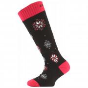 Dětské ponožky Lasting Sja černá
