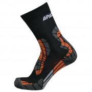 Ponožky Apasox Castor černá černá