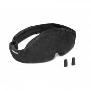 Maska na spaní Cabeau Sleep Mask - Midnight Magic černá Black