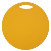 Sedátko Yate kulaté jednovrstvé žlutá