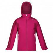 Дитяча куртка Regatta Jr Highton Pad II рожевий