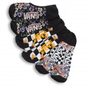 Жіночі шкарпетки Vans Wm Garden Variety Canoodles 6.5-10 3Pk чорний/білий