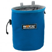 Pytlík na magnézium Rock Empire Chalk Bag Streak modrá modrá