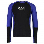 Чоловіча функціональна футболка Mons Royale Olympus 3.0 LS