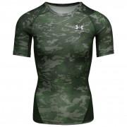 Чоловіча функціональна футболка Under Armour HG Armour Camo Comp SS