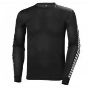 Чоловіча функціональна футболка Helly Hansen HH Lifa Stripe Crew чорний
