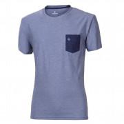Pánské triko Progress OS Mark 24AO šedá šedý melír