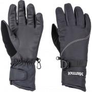 Dámské rukavice Marmot Wm's On Piste Glove černá black