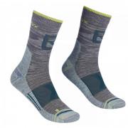 Чоловічі шкарпетки Ortovox Alpinist Pro Compr Mid Socks M