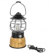 Lampa Bo-Camp Table Lamp Hayes černá