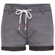 Dámské šortky Chillaz Summer Splash tmavě šedá black denim