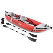 Надувний байдарка Intex Excursion PRO Kayak 68309NP червоний