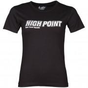 Dámské triko High Point High Point T-shirt Lady černá black