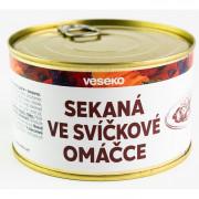 Консерви VESEKO Sekaná ve svíčkové omáčce 400g